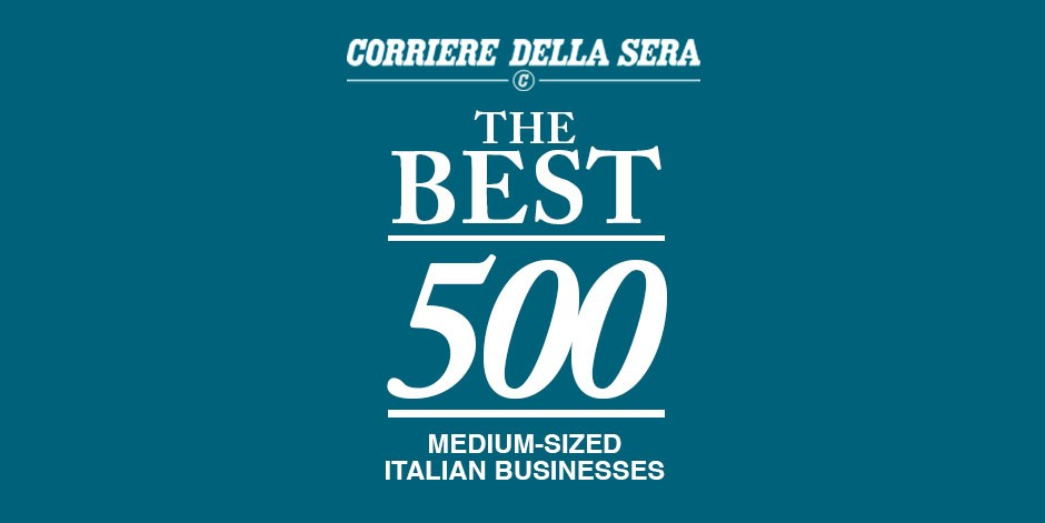 The BEST 500 Medium-Sized Italian Businesses
