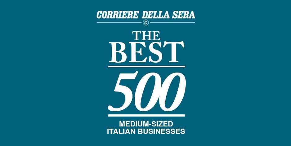 The BEST 500 Medium-Sized Italian Businesses
