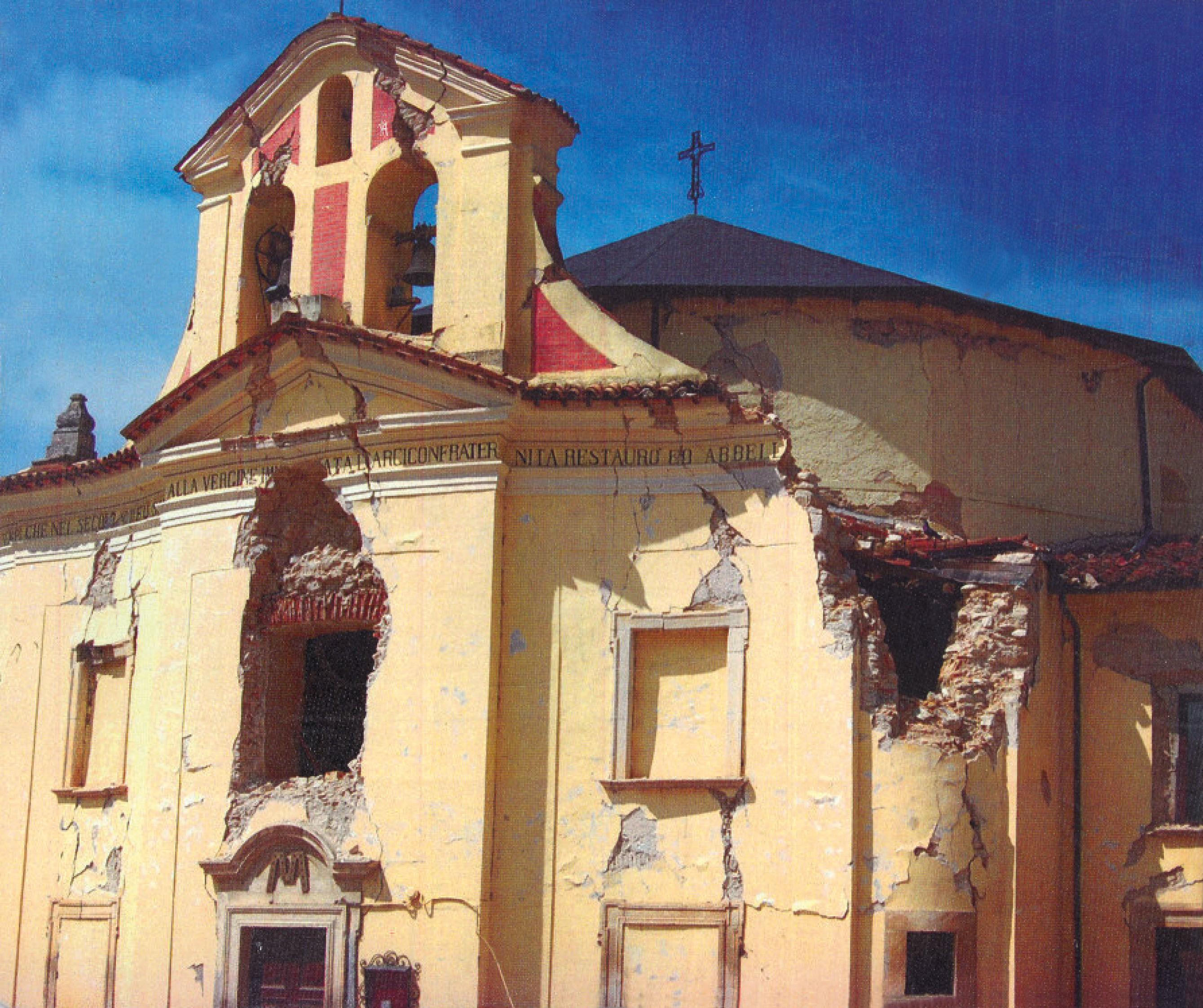 Chiesa dell'Immacolata Concezione - L'Aquila