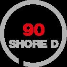 hardness 90 ShD